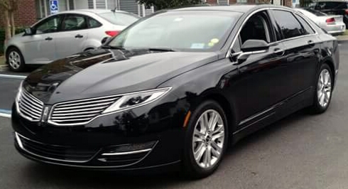 Lincoln MKZ Airport Transportation Car Service Daytona Beach